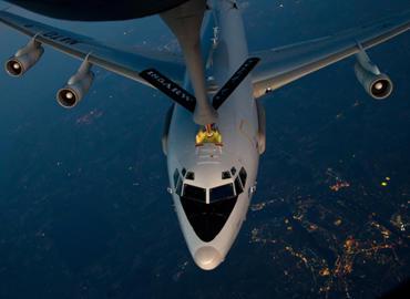 NATO E-3A AWACS Operations